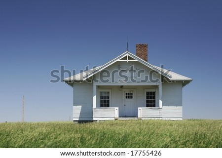 Clapboard Houses Stock Images Royalty Free Images