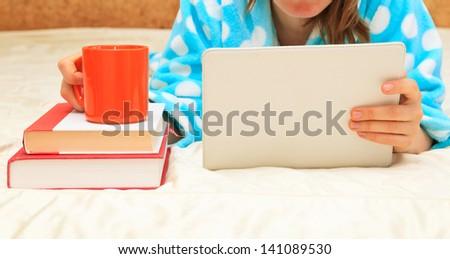 Home work - stock photo