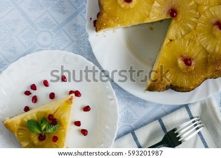 Buy Pineapple Upside Down Cake Near Me