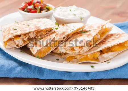 Quesadilla Stock Images, Royalty-Free Images & Vectors | Shutterstock