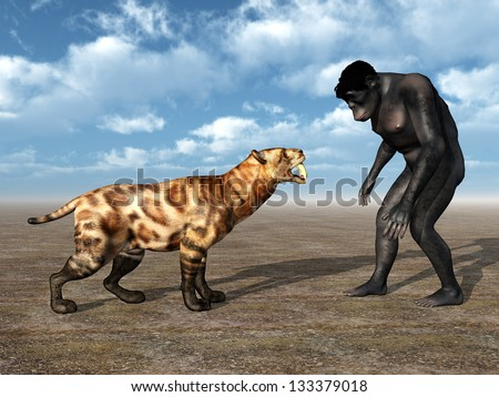 Homo Habilis Stock Images, Royalty-Free Images & Vectors ...