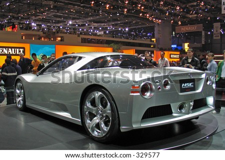 Honda HSC at Geneve Auto Salon 2004