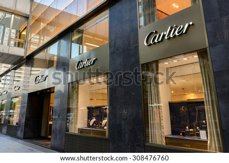 Hong Kong Aug 6 2015 Fashion Stock Photo Royalty Free 308476760
