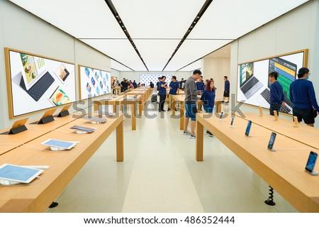 Apple store praha