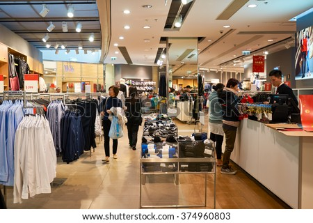 Swedish clothing stores
