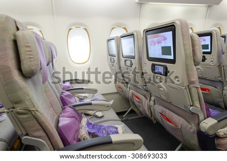 Top Airbus A380 Interior Images For Pinterest Tattoos