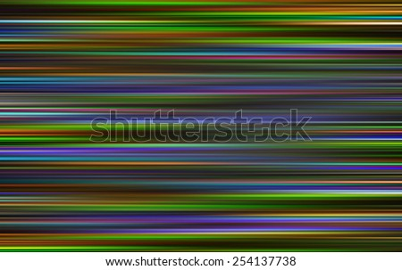 Horizontal vivid color lines digital business futuristic abstraction background backdrop - stock photo