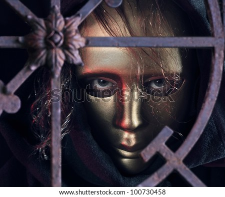Horror - stock photo