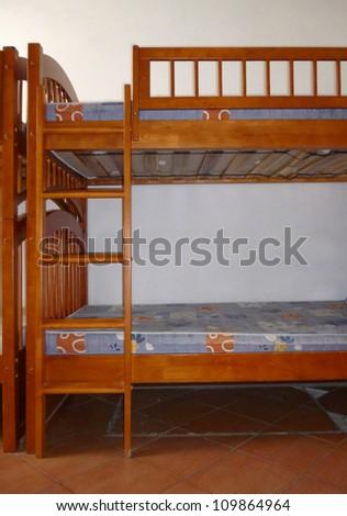 Hostel - stock photo