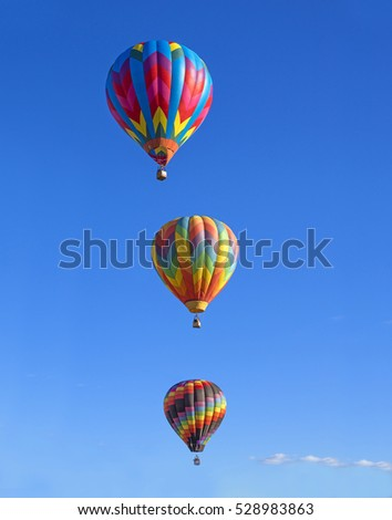 Hot Air Ballooning - Albuquerque, New Mexico