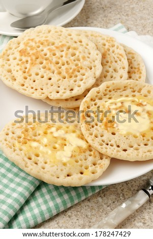 recipe: crumpets pikelets [17]
