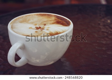 Hot Coffee Mocha