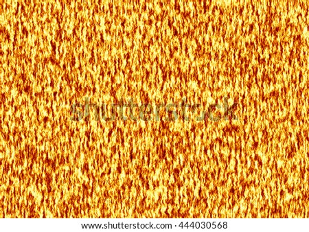 hot fire lava texture background - stock photo