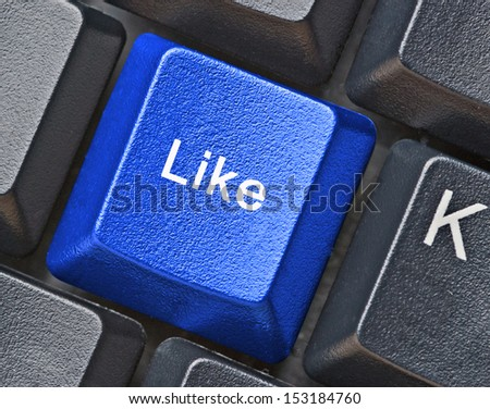 Hot key for facebook
