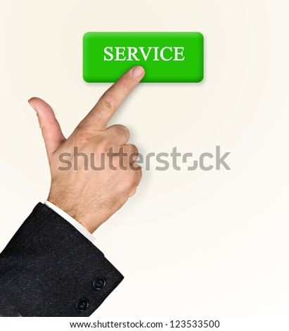 Hot key for services