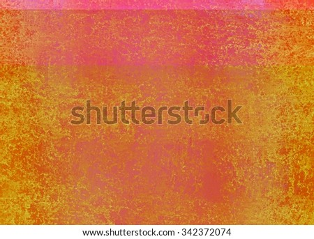 hot pink background texture with orange accent color