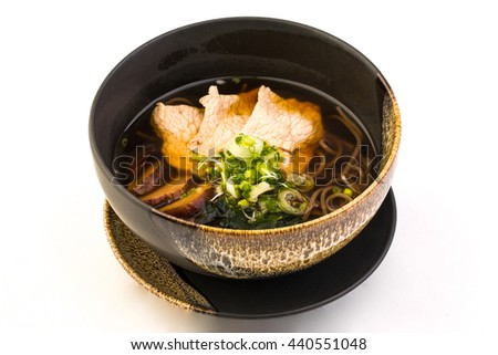how to cook soba noodles hot