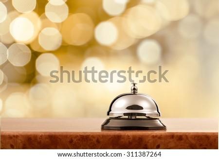 Hotel. - stock photo