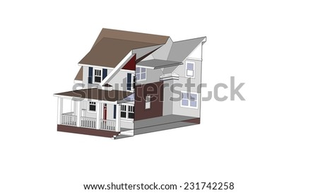 house building construction