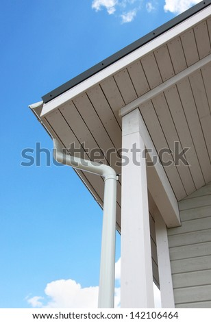 House details - stock photo