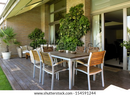 House hold outdoor decoration furniture and garden elements