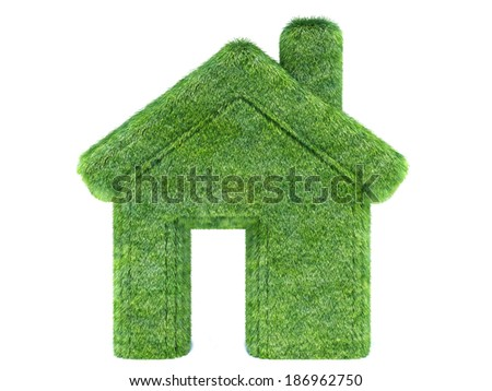House icon and ecology
