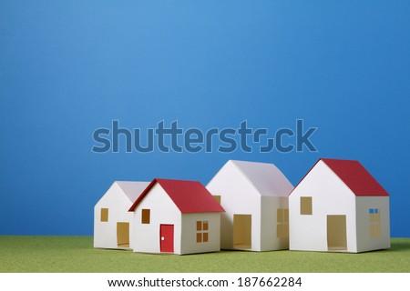 House image - stock photo