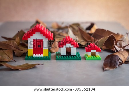 house model with leaf  house renovation concept.jpg