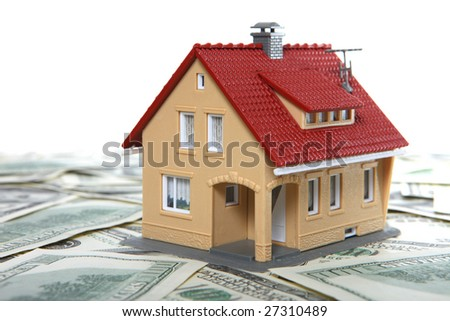 House on Money. See Portfolio For Similar Images