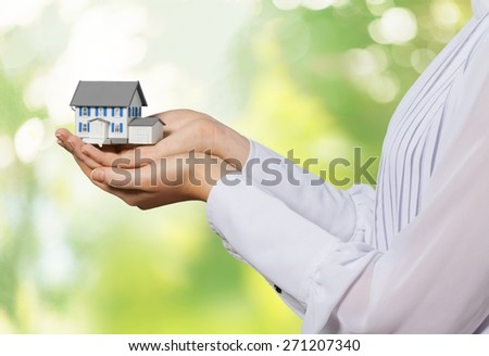House, Residential Structure, Family.