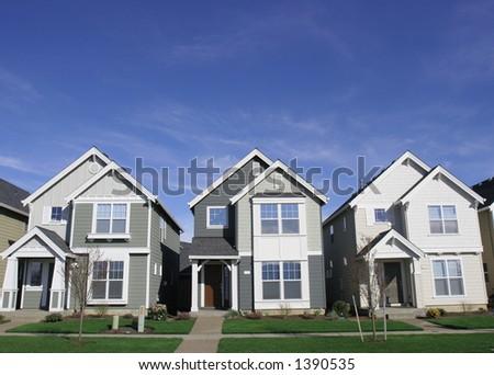 House Shopping - stock photo