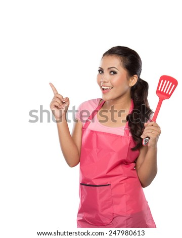 Asian Woman Cooking 25