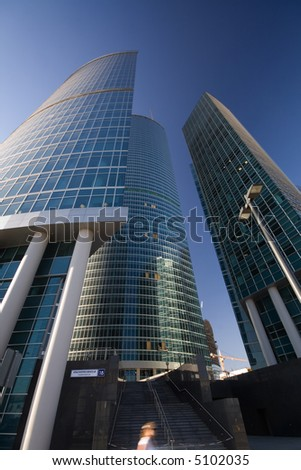 "housebuilding business center ""Moscow -  City"""