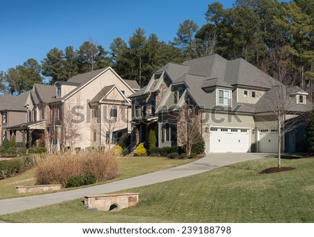 Houses in North Carolina