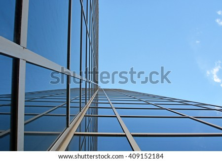 HOUSTON, TEXAS - APRIL 06, 2016: Williams tower at Houston ,Texas - stock photo