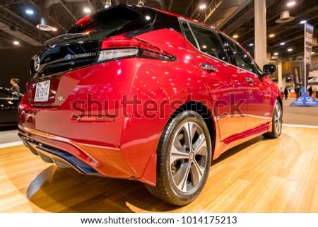 HOUSTON TX JANUARY Stock Photo Royalty Free - Houston car show 2018