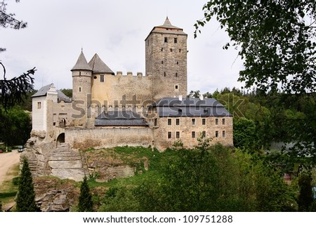 hrad Kost - Castle Kost - Czech Republic - Europe