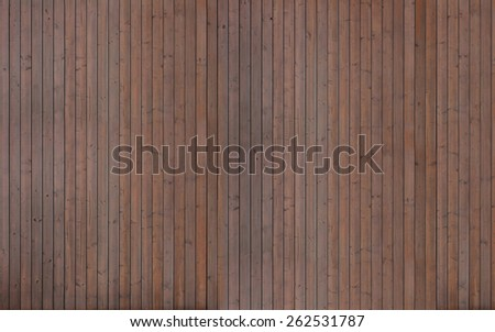 Huge dark wood planks texture