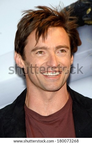 Hugh Jackman at FLUSHED AWAY Premiere, AMC Loews Lincoln Square Cinema, New York, NY, October 29, 2006