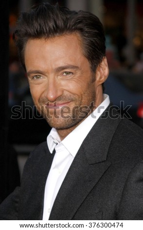 "Hugh Jackman at the Los Angeles Premiere of ""X-Men Origins: Wolverine"" held at the Grauman's Chinese Theatre in Hollywood, California, United States on April 28, 2009."