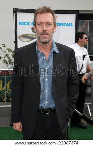 "Hugh Laurie  at the ""HOP"" World Premiere, Universal Studios, Universal City, CA. 03-27-11 - stock photo"