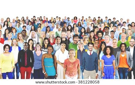 Human Resources Jobs Employee Career Concept - stock photo