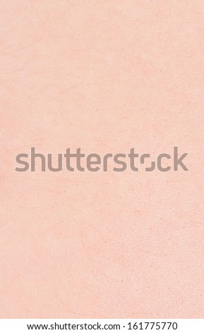 human skin texture for background - stock photo
