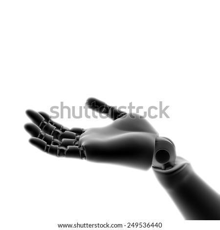 how to make humanoid robot hand