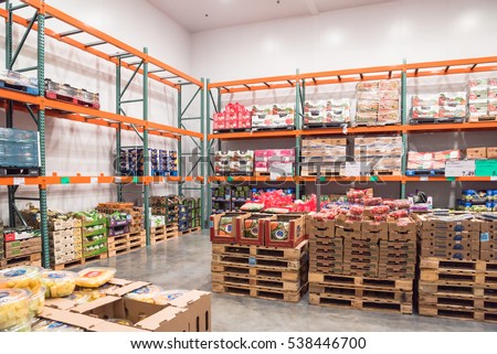 Humble tx us nov 23 2016 stock photo download now 538446700 humble tx us nov 23 2016 fresh produce refrigerated room in thecheapjerseys Gallery