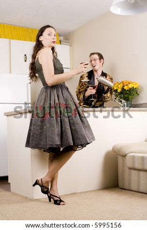 Humor: Happy Hour - stock photo
