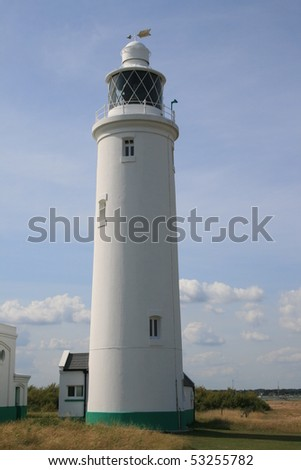 Hurst Point Lighthouse - Hampshire