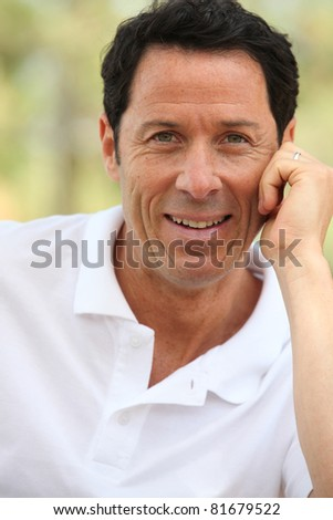 Husband - stock photo