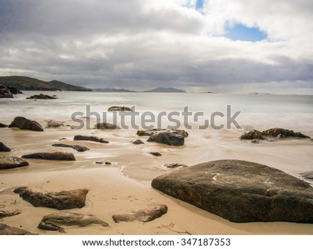 Hushinish Beach, Isle of harris, Inner Hebrides, Scotland, UK