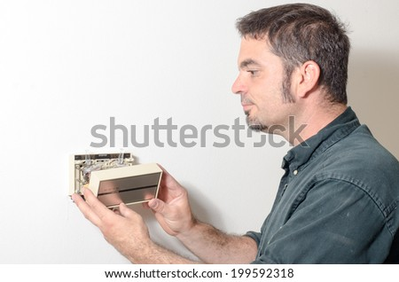Hvac Technician Working On Capacitor Part 410003134 further Master Bathrooms With Walk In Showers additionally Editor pambazuka as well Testing A Bad Diode together with Add Sweeping Stepper Motor And IR Sensor. on checking a capacitor charging and digital